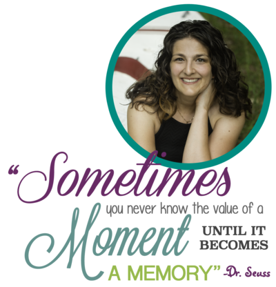 Turn Your Moment Into A Memory with Saperstone Studios